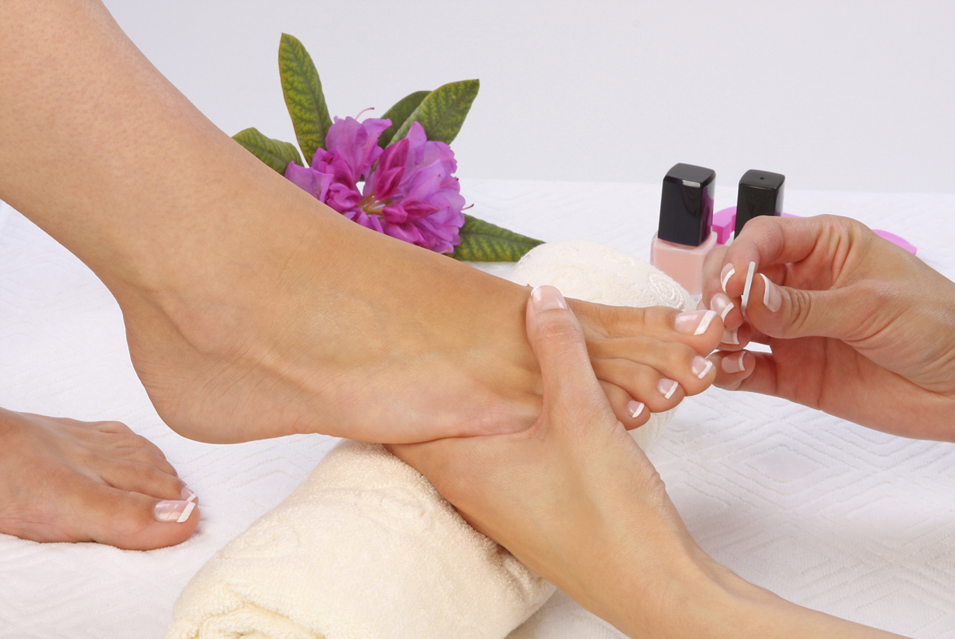 Image result for start with a clean pedicure